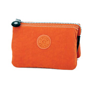 Kipling Creativity S Pocket Purse in True Blue