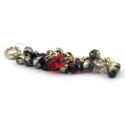 Kleshna Jester Handbag Charm - Wedding